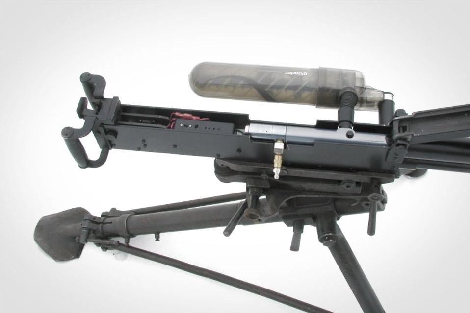 Breda M37 8mm Machine Gun