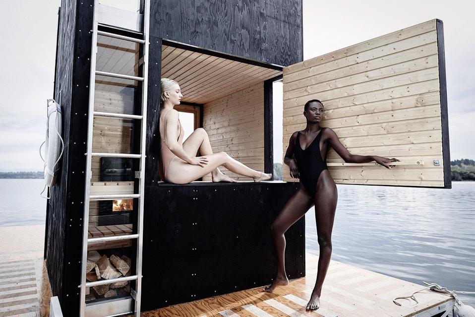 GoCstudio WA Sauna