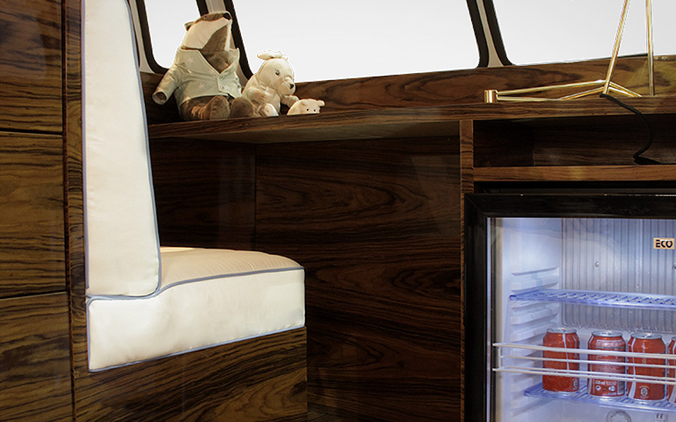 Circu Magical Furniture Bun Van Bed