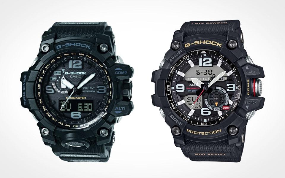 Casio fejrer G-Shocks 35 års fødselsdag med fire fede specialmodeller
