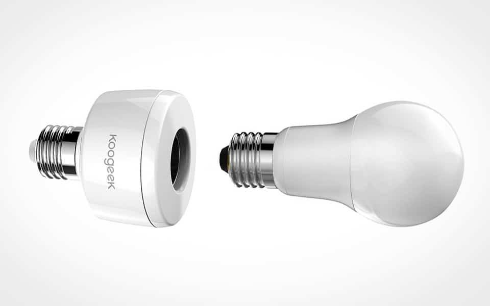 Koogeek Wi-Fi Smart Socket omdanner enhver almindelig pære til en smart-pære