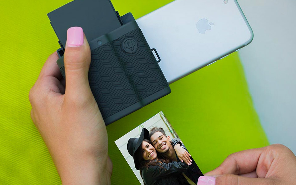 Prynt Pocket instant iPhone printer
