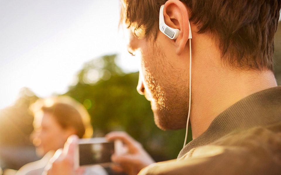 Sennheisers nye gyser-kortfilm er optaget med revolutionerende 3D-headset og en iPhone