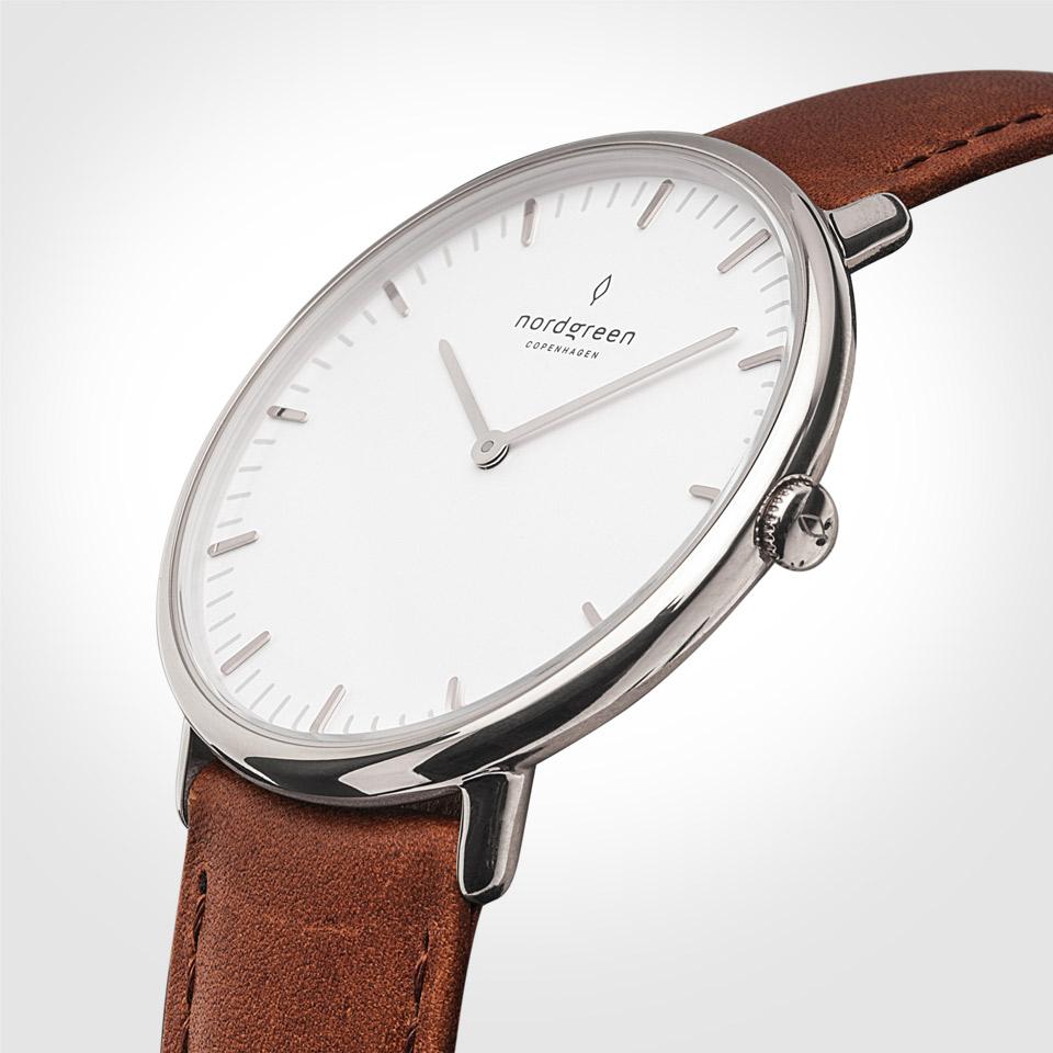 Nordgreen - nyt dansk urmærke smider fed stil på din arm uden at tømme dine lommer