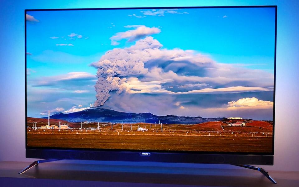 Philips 901F OLED TV er Ikke bare en fladskærm