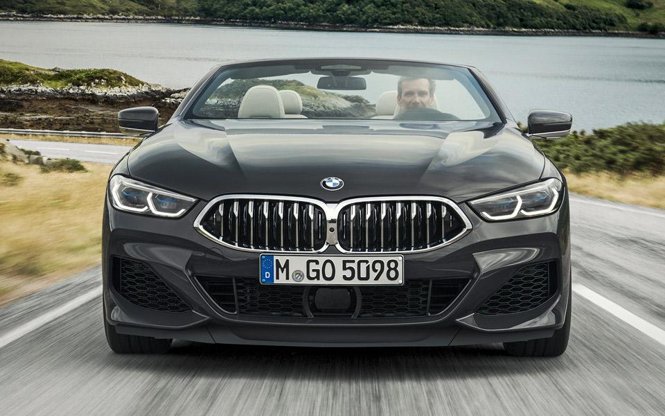 BMW lancerer den første 8-Serie Cabriolet