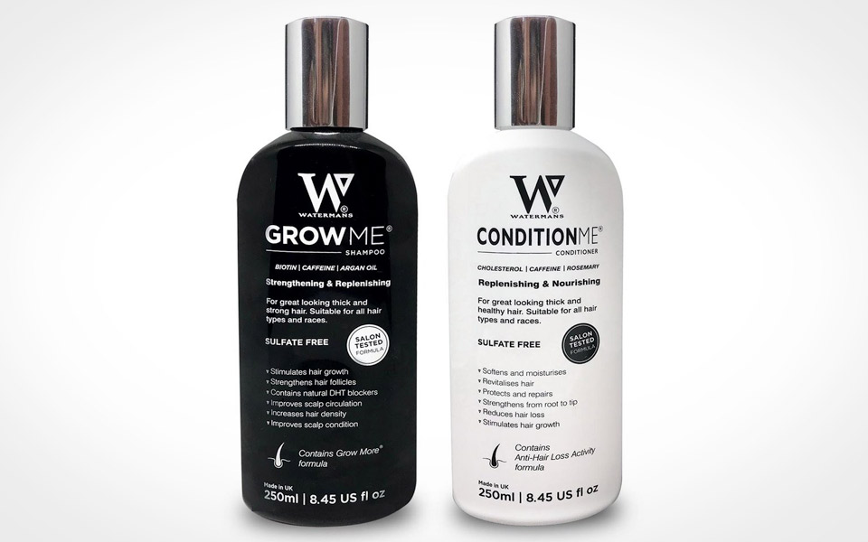 Ny mirakel shampoo får dit hår til at vokse igen