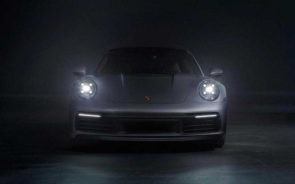 Porsche har lige afsløret den spritnye Porsche 911