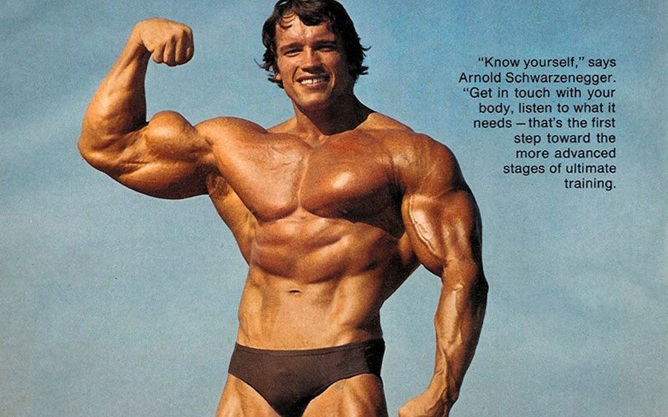 Arnold Schwarzeneggers træningsprogram til Mr. Olympia var brutalt