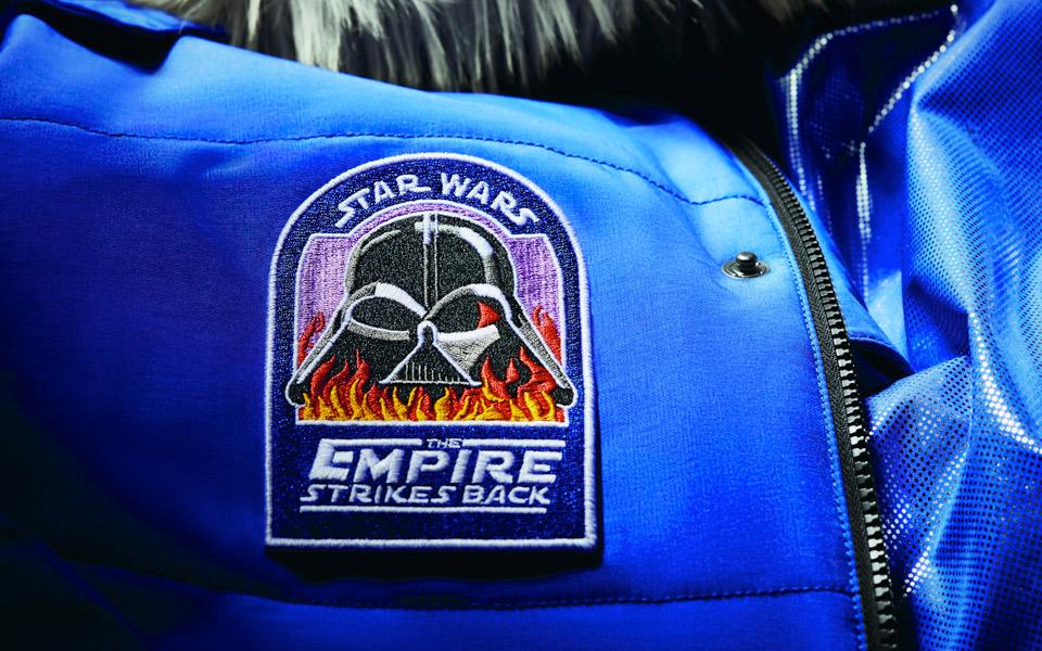 Columbia Star Wars Cast & Crew Parka