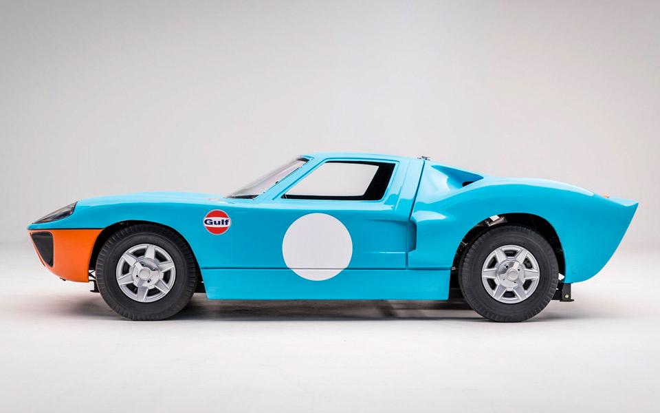 Ford Mini GT40 go-kart