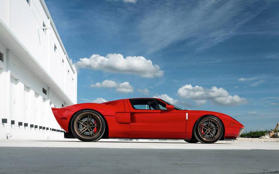 Heffner Performance Ford GT har 2.000 hestekræfter