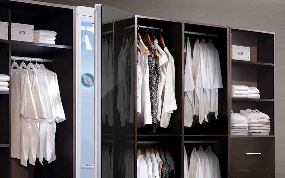 LG Styler er som at have et professionelt renseri derhjemme