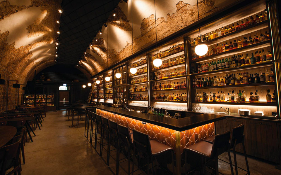 Whiskey Bar & Museum