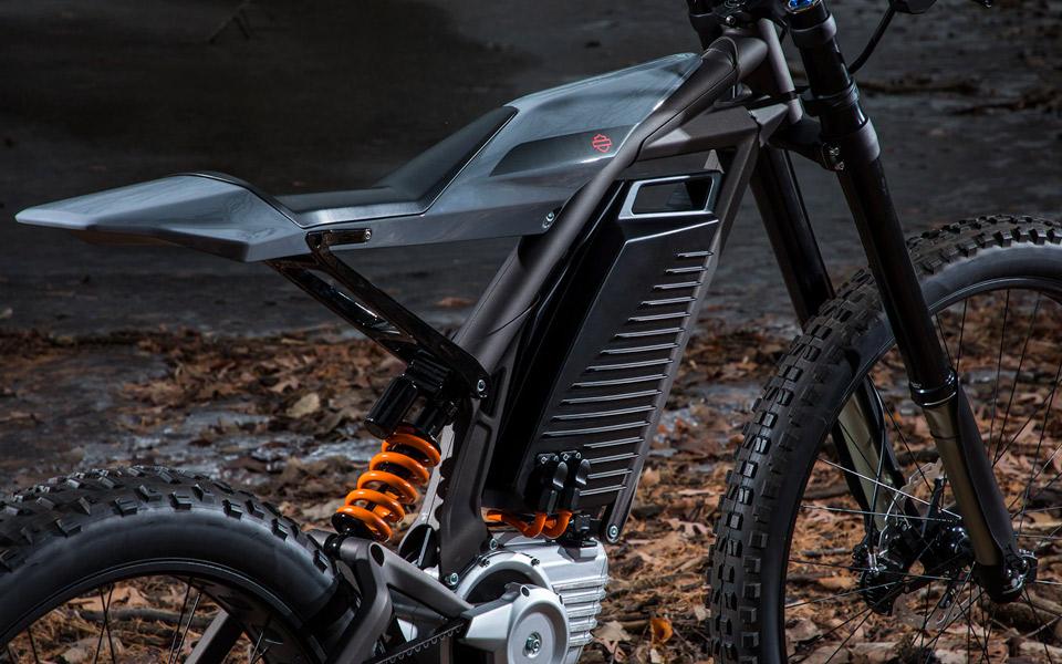 Harley-Davidson afslører elektrisk cykel på CES