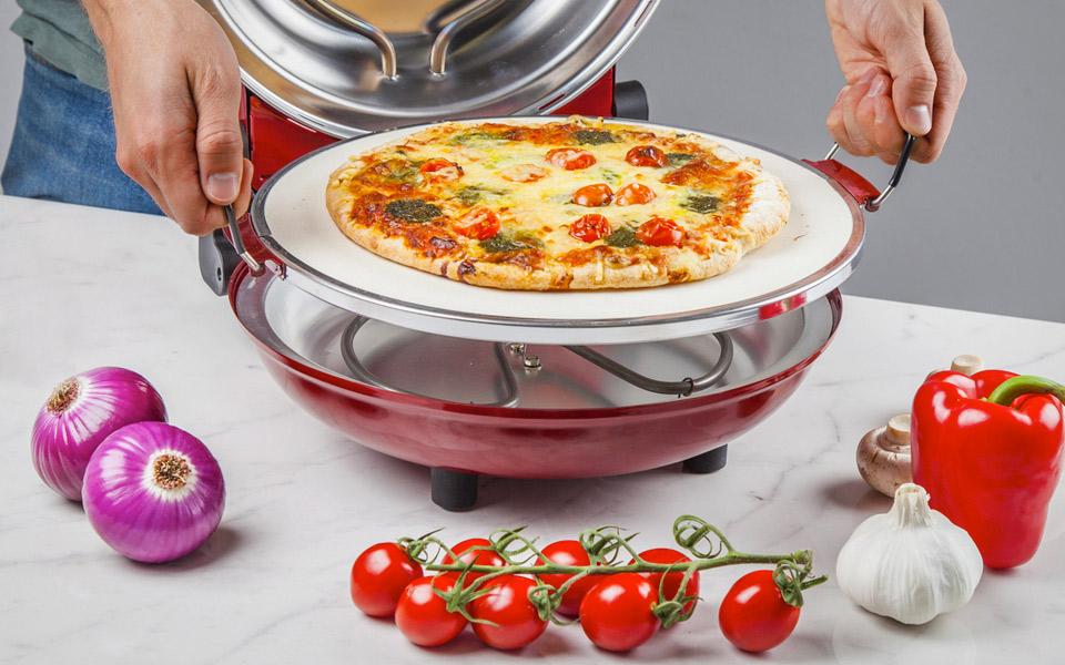 KitchPro Pizzaovn