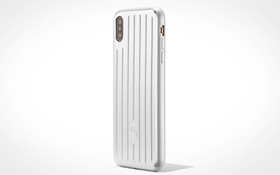 Rimowa Aluminium Groove Case for iPhone