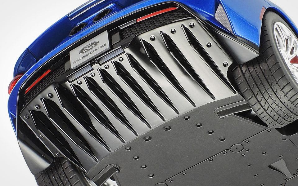 Tamiya R/C Ford GT