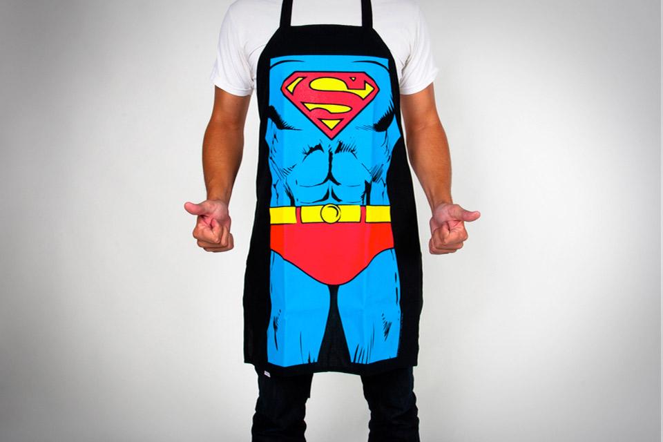 SupermanApron