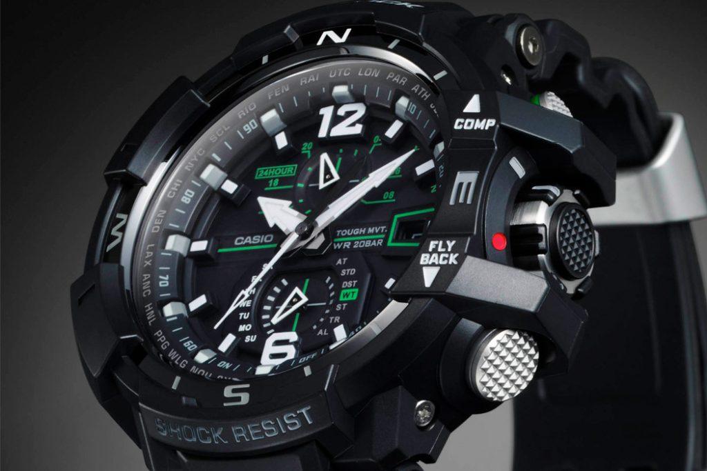 Casio G-Shock Gravity Defier GW-A1100