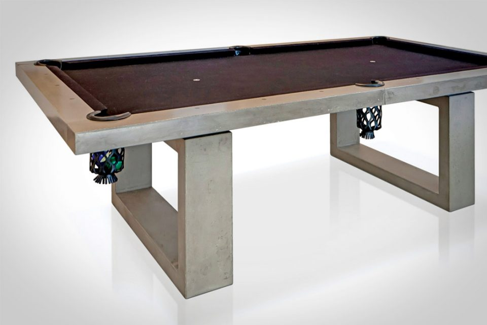 ConcretePoolTable