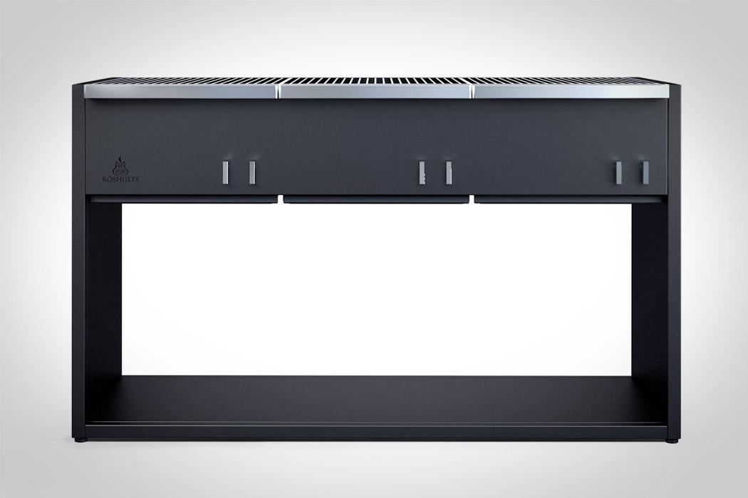 black blum hot pot grill mandesager. Black Bedroom Furniture Sets. Home Design Ideas