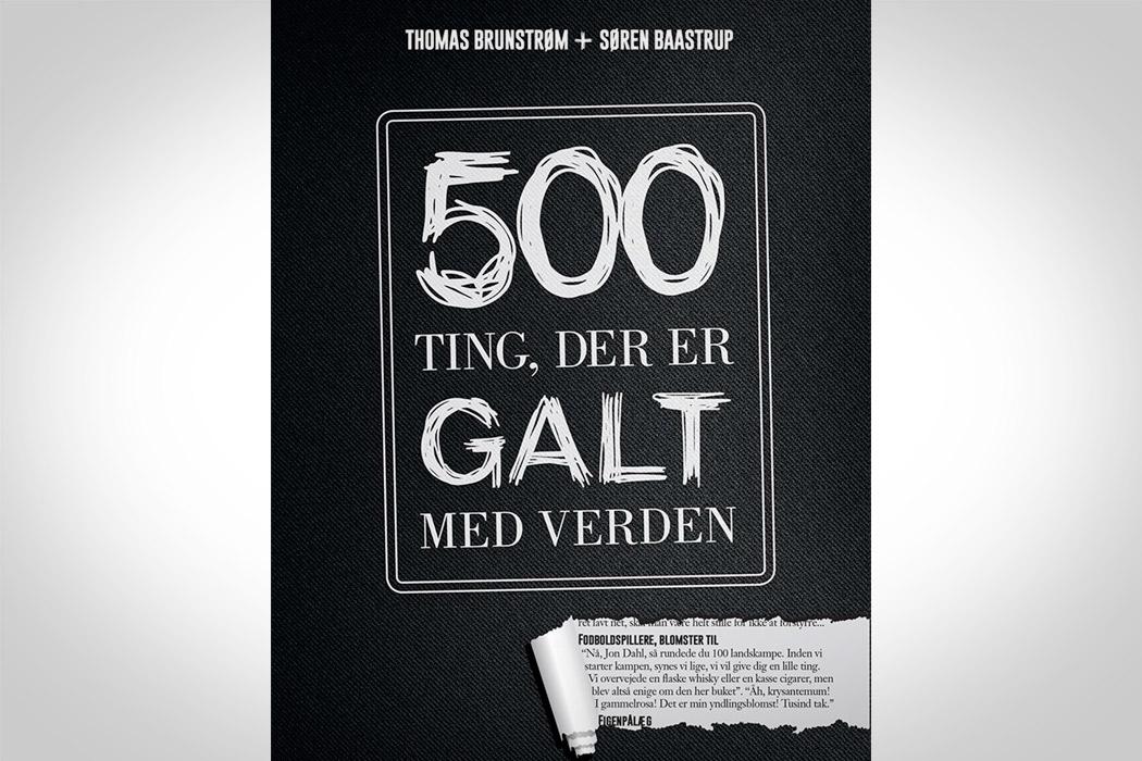 500TingDerErGaltMedVerden