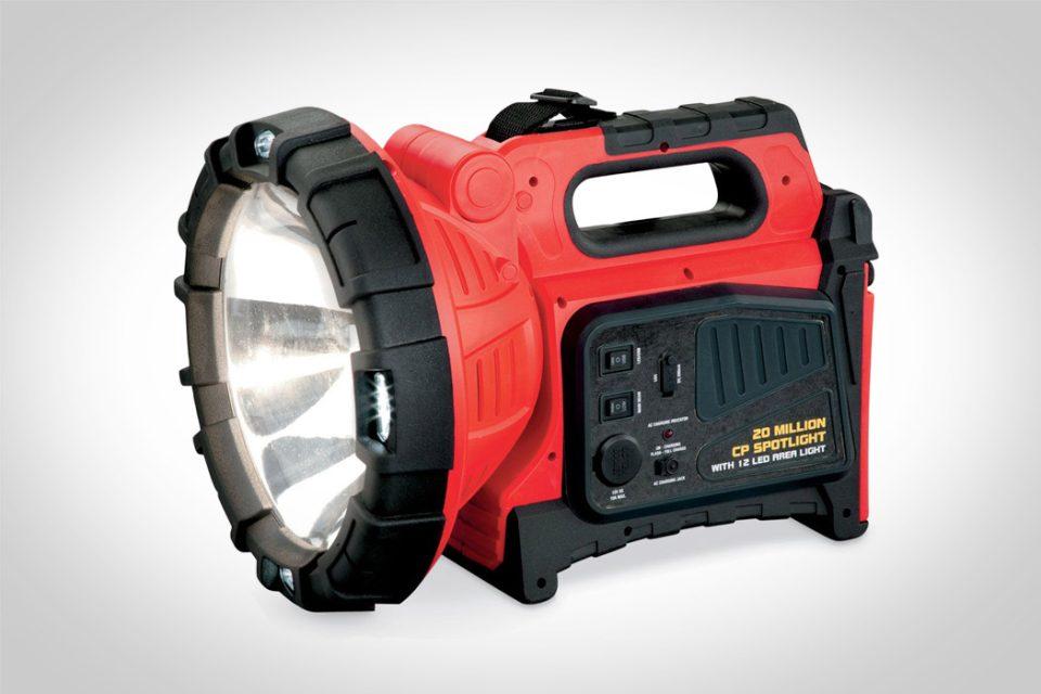 RechargeableSpotlightPowerPack
