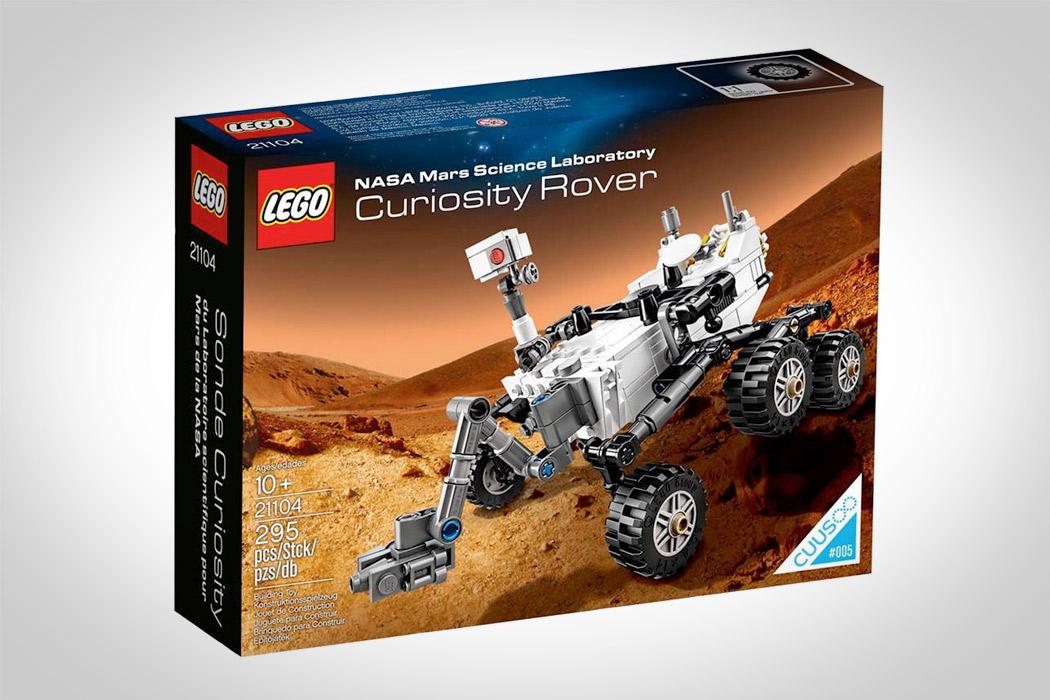 LegoCuriosityRover-