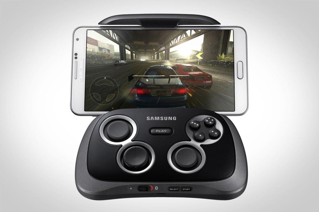 SamsungSmartphoneGamePad