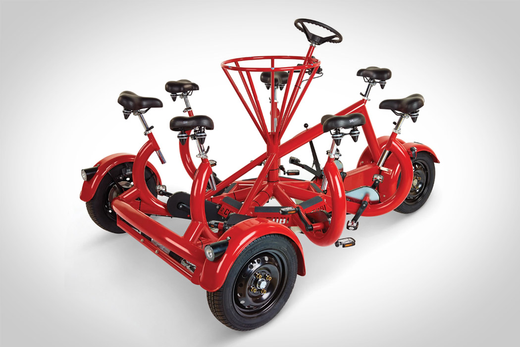 TheOnlySevenPersonTricycle