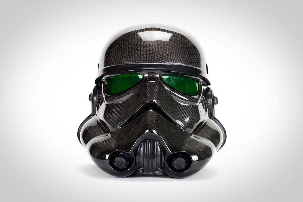 CarbonFiberStormtrooperHelmet