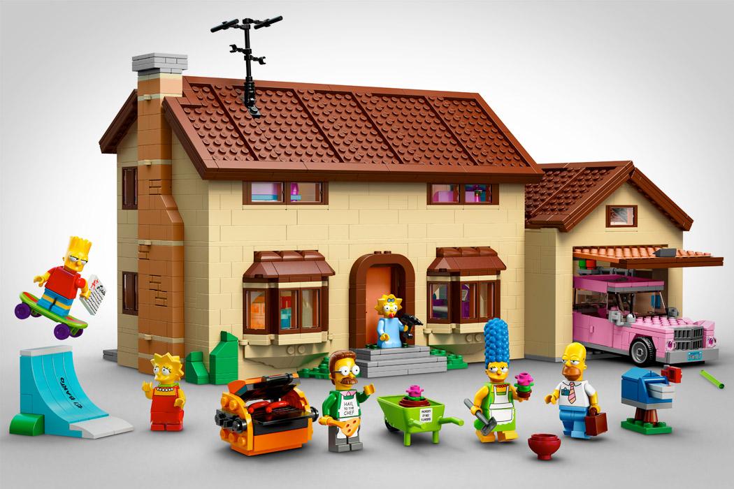 LegoTheSimpsons
