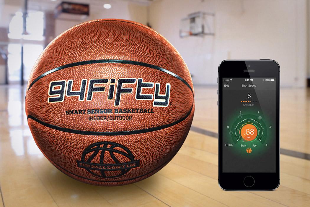 94FiftySmartSensorBasketball