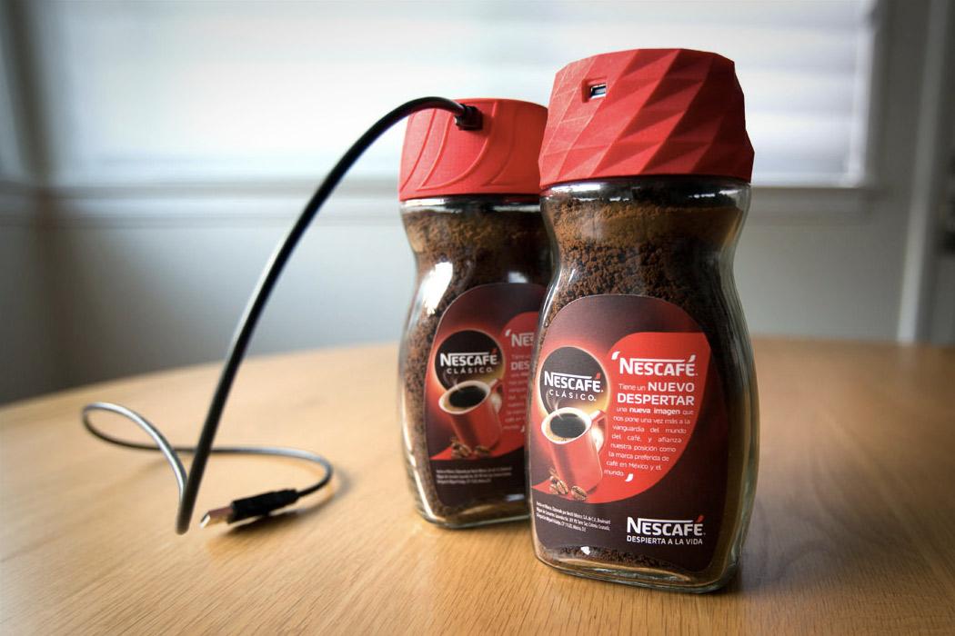 NescafeAlarmClock