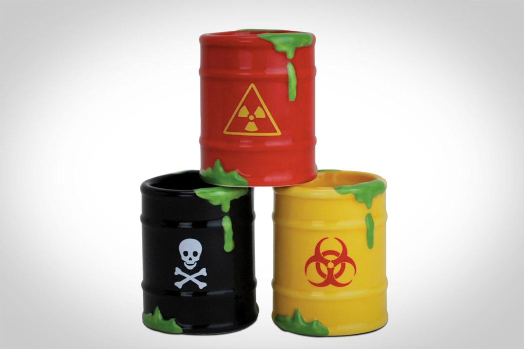 ToxicShotglassSet