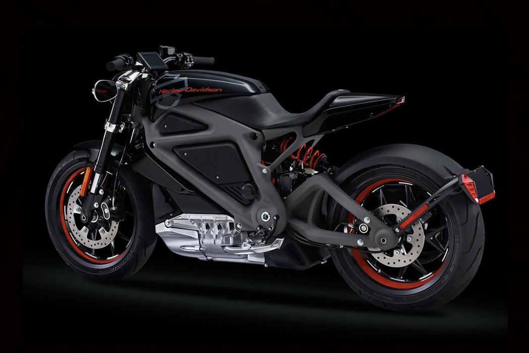 Harley-DavidsonProjectLiveWire
