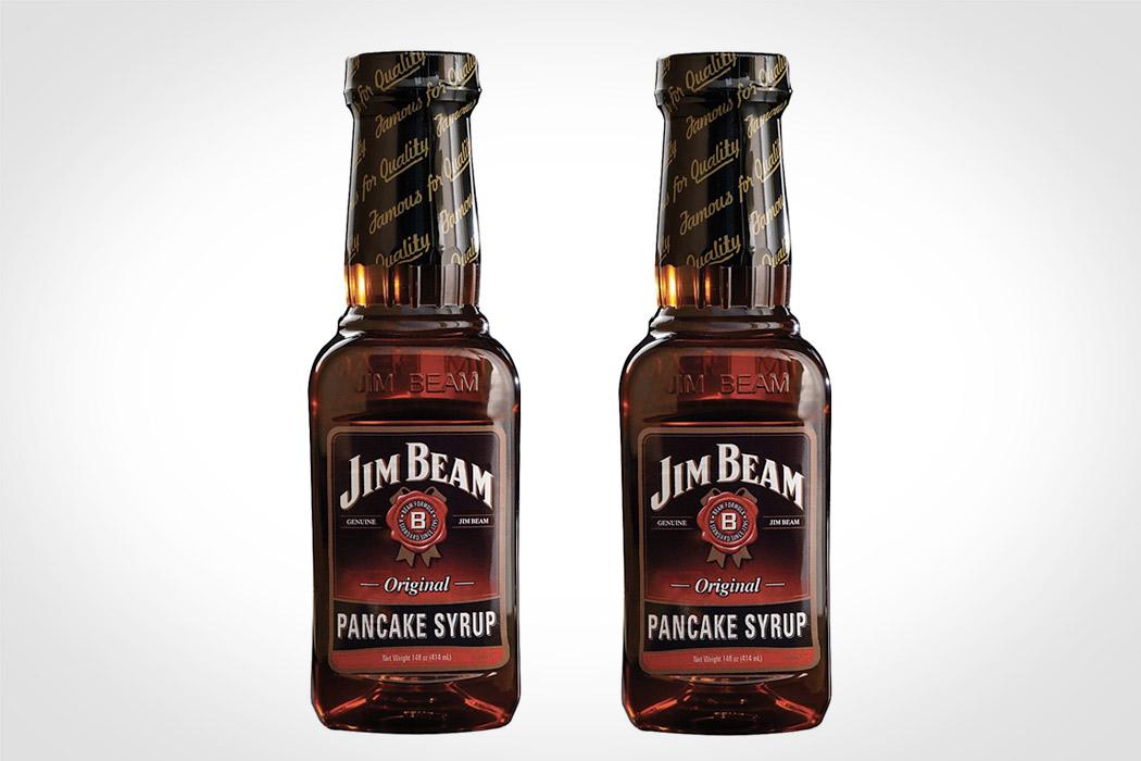 JimBeamPancakeSyrup