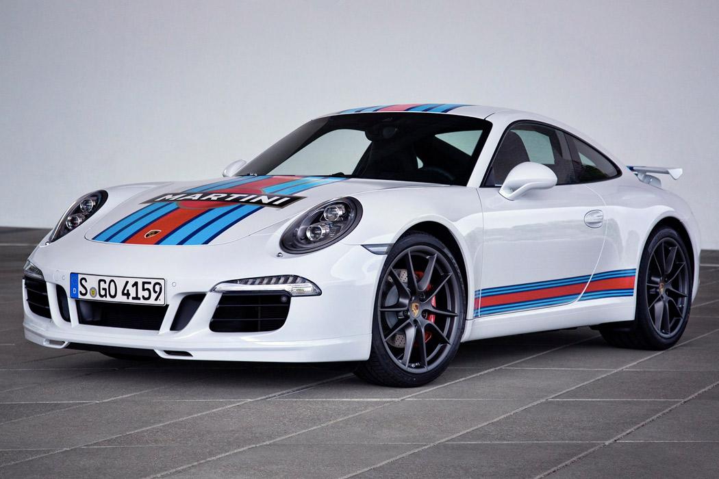 Porsche911SMartiniRacingEdition