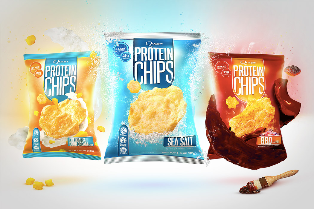 QuestNutritionProteinChips