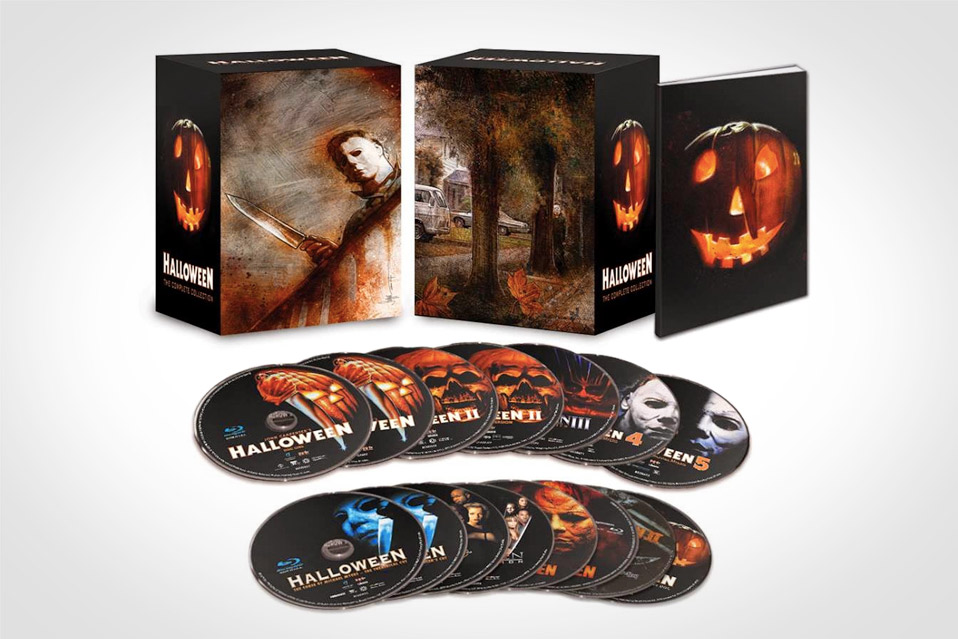 Halloween--TheCompleteCollectionLimitedDeluxeEdition