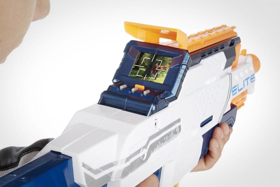 Breaking Hasbro Announces N Strike Elite Nerf Cam Ecs 12