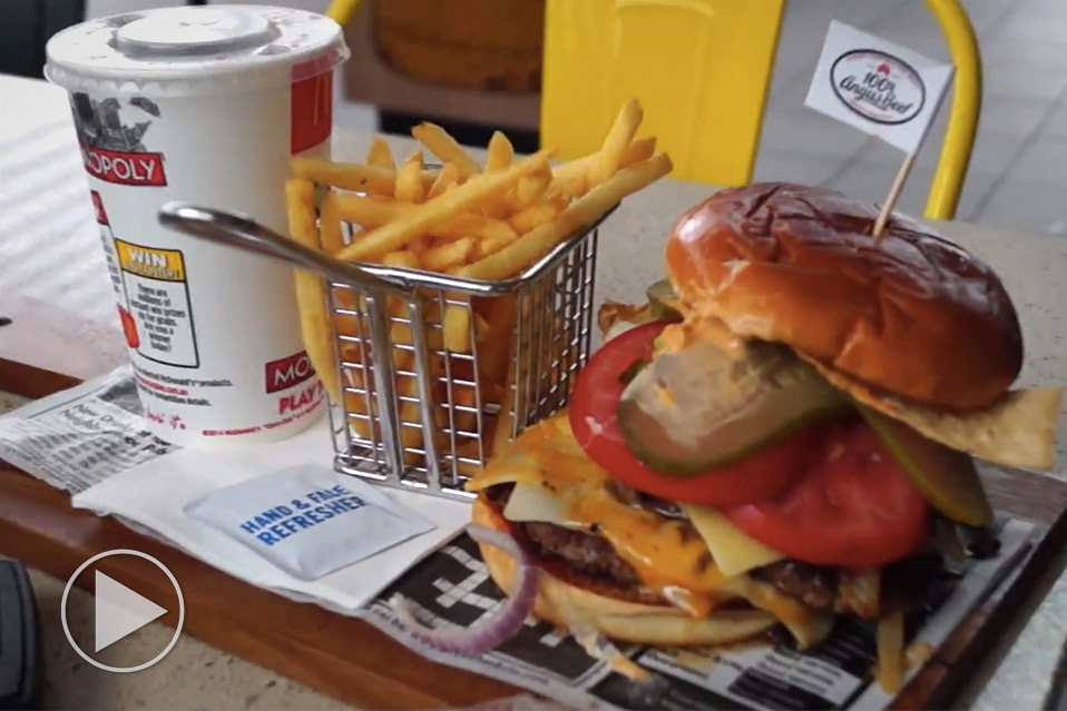 McDonald's-Gourmet-Burger_video