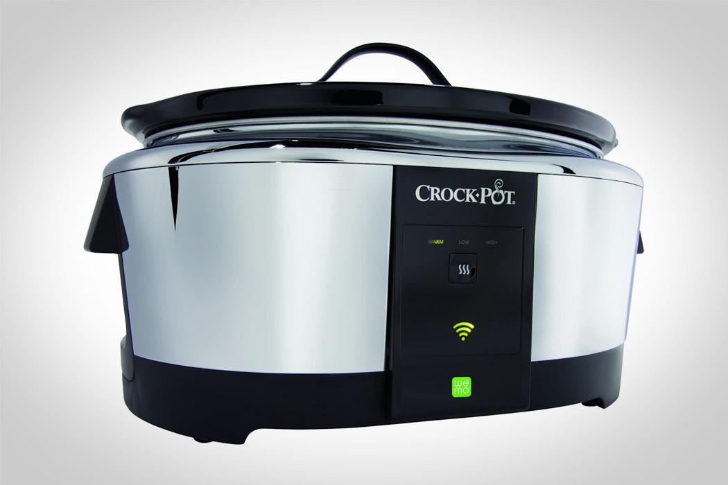 Crock-PotSmartSlowCooker