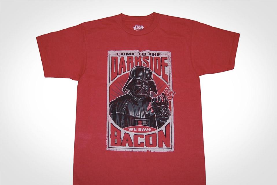 DarksideWeHaveBaconT-shirt