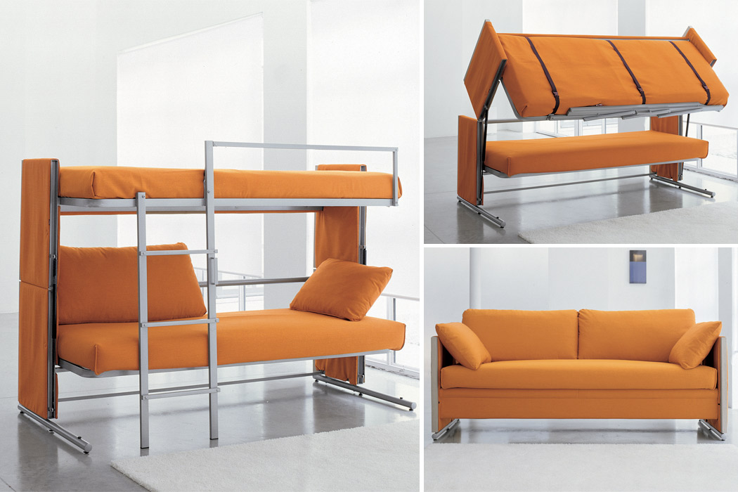 Doc sofa bunk bed   mandesager