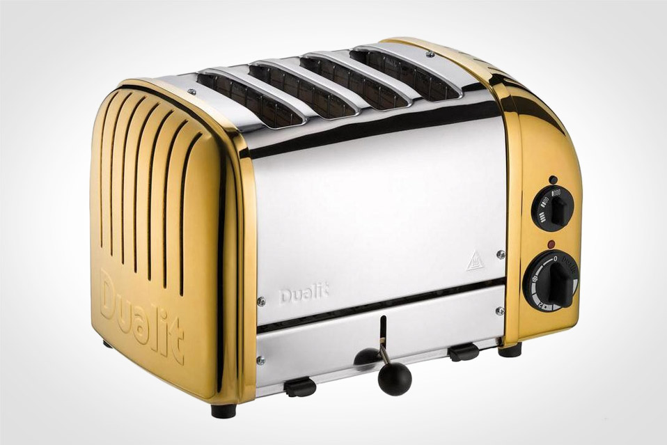 Dualit-Gold-Toaster