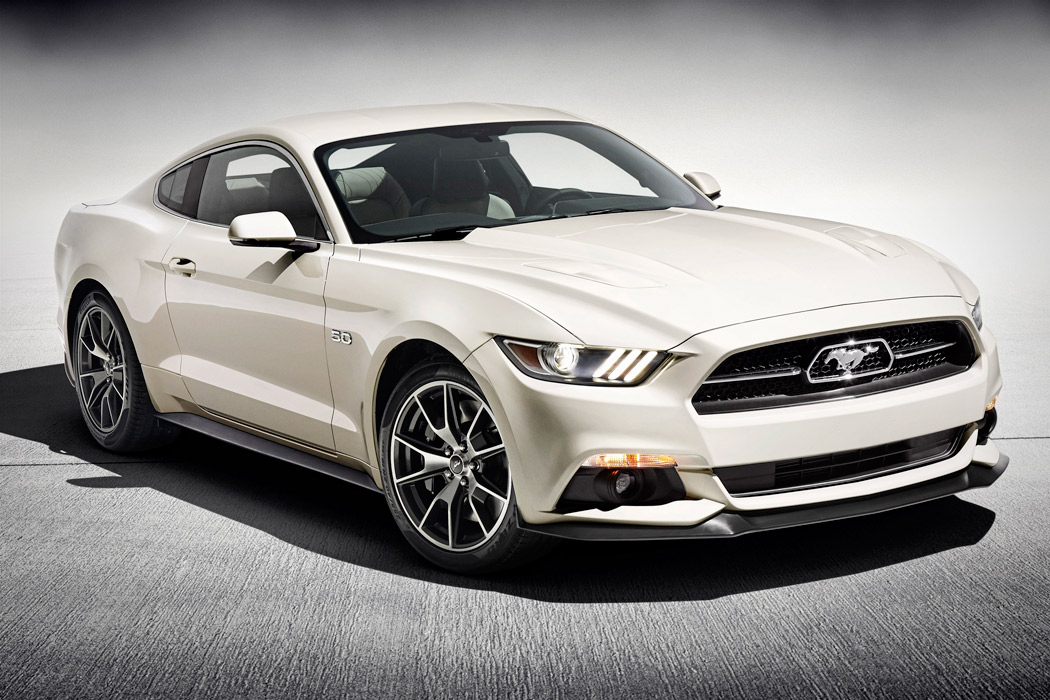 Ford-Mustang50YearLimitedEdition