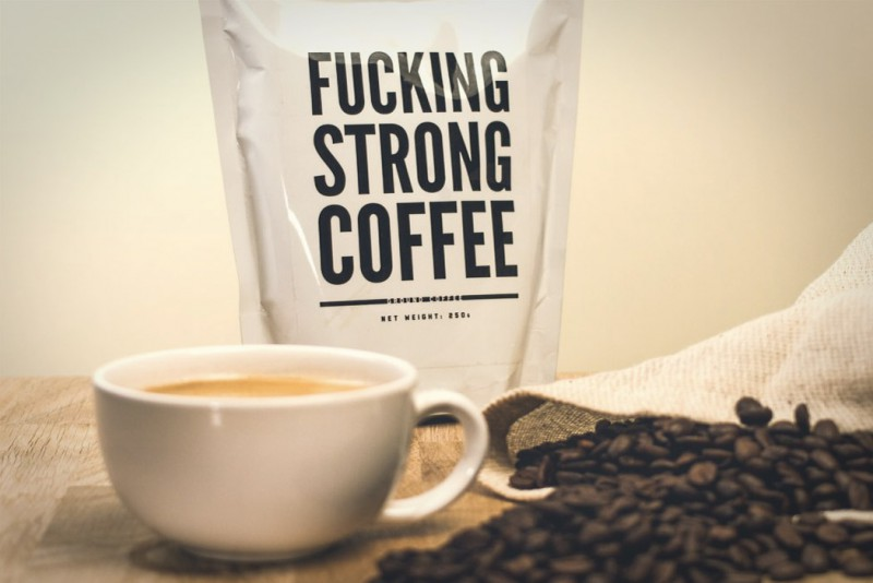 FuckingStrongCoffee