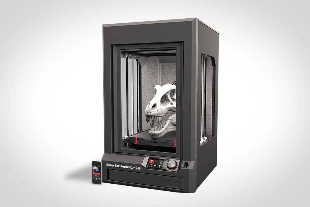 MakerBotReplicatorZ18